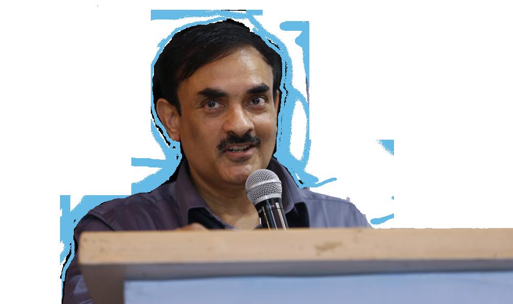 श्री सी। श्रीनिवास राव, जेएमडी